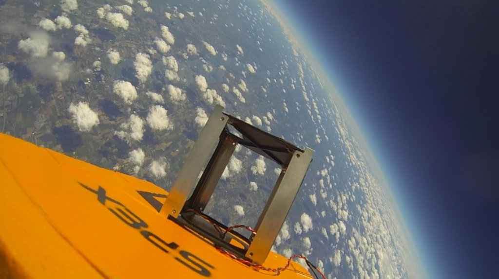 So what is a High Altitude Balloon (HAB) ?