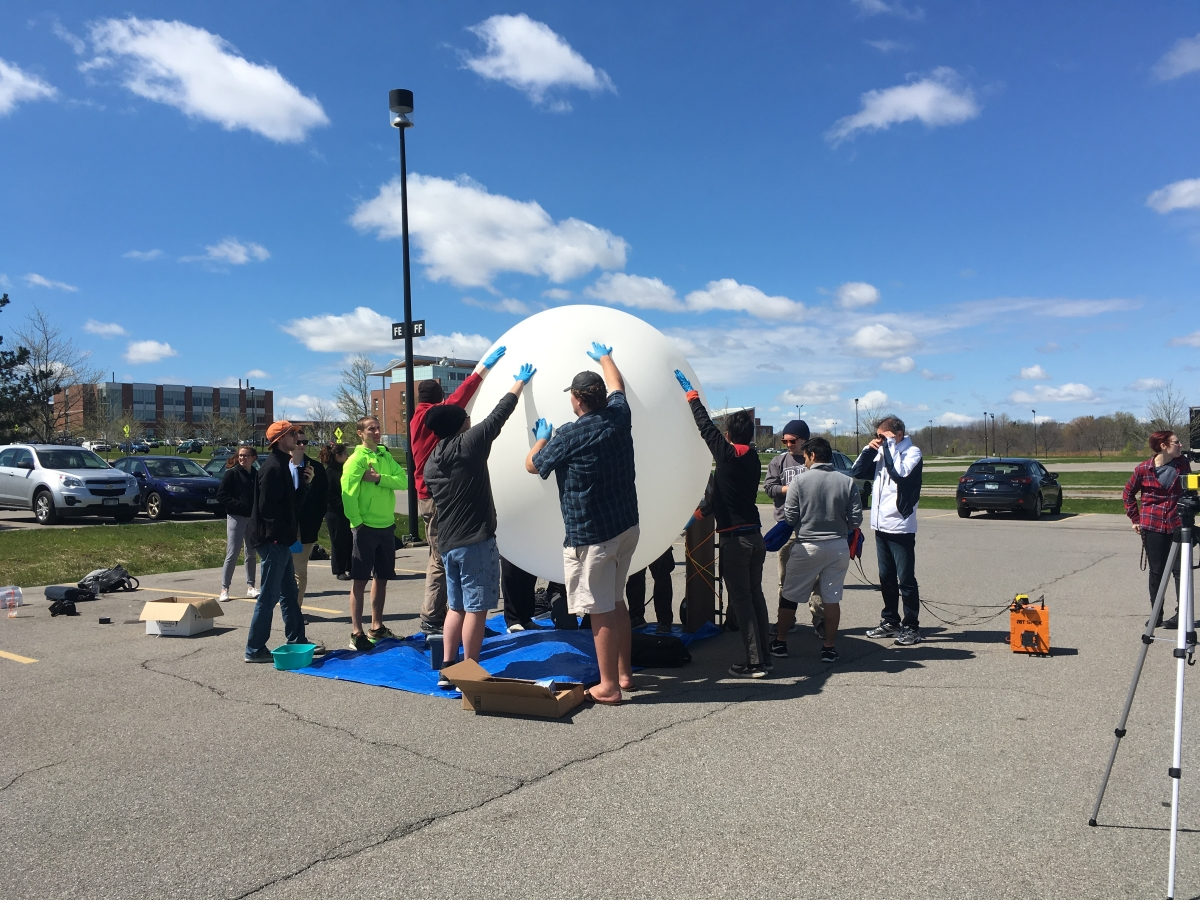 RIT Space Exploration Fundraising